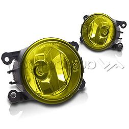 08-12 Ford Focus Replacement Fog Lights