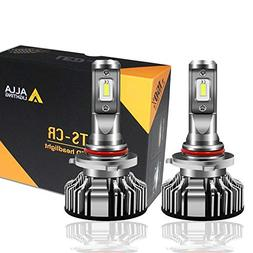 Alla Lighting 10000lm LED 9005 Headlight Bulbs Extremely Sup