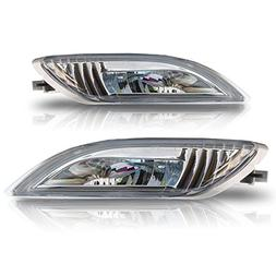 2006 -2010 Toyota Sienna LED Fog Lights Lamps Clear Wiring K