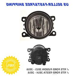 2014 2015 2016 FOG LIGHT LAMP REPLACEMENT FOR FORD FUSION FI