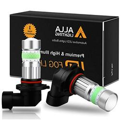 Alla Lighting 2800lm Xtreme Super Bright H10 9145 LED Bulbs
