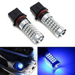 iJDMTOY 69-SMD P13W LED Replacement Bulbs For Fog Lights or