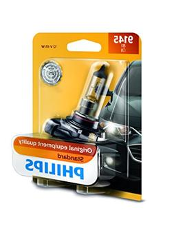 Philips 9145B1 Standard Halogen Replacement Front Fog Bulb,