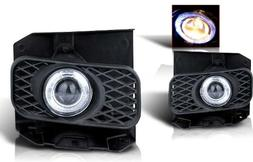 99-02 FORD EXPEDITION  HALO PROJECTOR FOG LIGHT - CLEAR