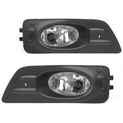 AUTOSAVER88 Fog Lights H11 12V 55W Halogen Lamp For Honda Ac