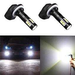Alla Lighting 881 889 High Power 50W CREE Extremley Bright 6