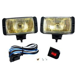 Blazer DF1075KB OE Fog Light Kit - Amber