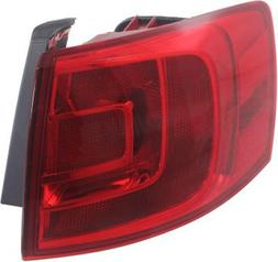CPP Driver Left Side Tail Light Tail Lamp for 11-17 Volkswag
