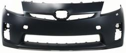 CPP Primed Front Bumper Cover Replacement for 2010-2011 Toyo