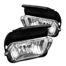 Chevy Silverado / Chevy Avalanche  Fog Lights Housing And Le