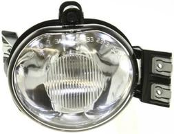 Crash Parts Plus Driver Side Clear Lens Fog Light Assembly f