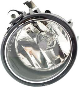 Crash Parts Plus Passenger Side Clear Lens Fog Light Assembl