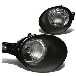 DNA MOTORING FL-DRM02-CH Front Bumper Fog Light, Driver and