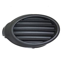 Drivers Fog Light Lamp Lens Hole Cover Grille Insert Replace