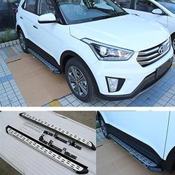 Fit for Hyundai All new Creta 2017 Running Boards Side Step