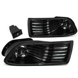 For Scion tC Pair of Bumper Driving Fog Lights w/Switch