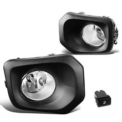 For Tacoma Pair of Bumper Driving Fog Lights + Wiring + Swit
