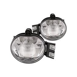 Headlights Depot Replacement for Dodge Ram Truck 1500/2500/3