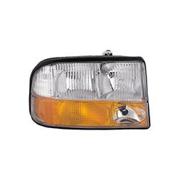 Headlights Depot Replacement for GMC Oldsmobile GMC Sonoma/J