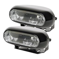Hella Optilux Model 1200 Halogen Fog Lamp Kit