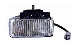JEEP CHEROKEE FOG LIGHT ASSEMBLY RIGHT  1997-2001