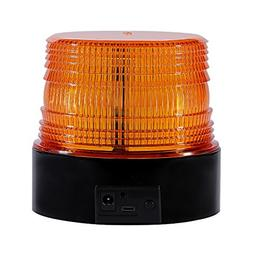 Led Strobe Light,AnTom Amber Emergency Magnetic Flashing War