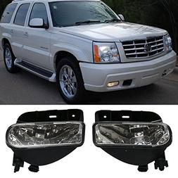 Lights Fit For 2002-2006 Cadillac Escalade | OE Front FogLig