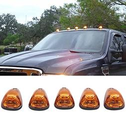Lights Fits Ford F250 F350 Dodge Pickup | Truck Triangle Yel