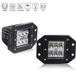 Lower Auxiliary Driving Fog Lights Bumper Grill Offroad Work