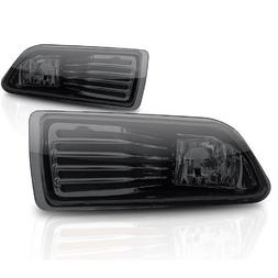 New pair Winjet Scion TC bumper fog lights set 2005-2010 ful