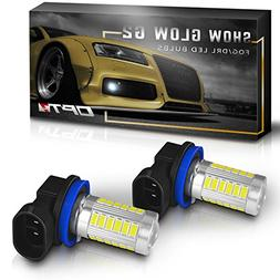 OPT7 Show Glow G2 H11  LED Fog Light Bulbs - 6000K Cool Whit