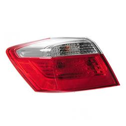 Outer Taillight Lamp Assembly RH Right Passenger Side for 13