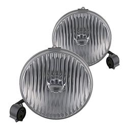 PERDE Replacement for Ford Mustang Fog Light Stock Style w/C