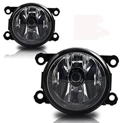 PREMIUM 12-14 SUBARU IMPREZA FOG LIGHT - CLEAR