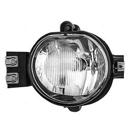 Passengers Fog Light Lamp Replacement for Dodge Pickup Truck