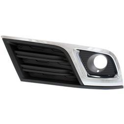 Perfect Fit Group REPC108618 - Traverse Fog Lamp Cover, LH,