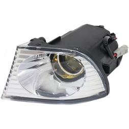 Perfect Fit Group REPL107538 - Is300 Fog Lamp LH, Lens And H