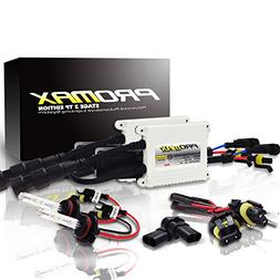 Promax Stage 2 TP Edition HID Xenon Slim Conversion Kit with
