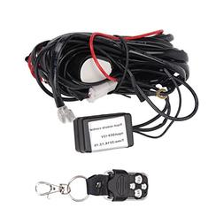 QDY Remote Wiring Harness for Led Light Bar with 12V 40A One