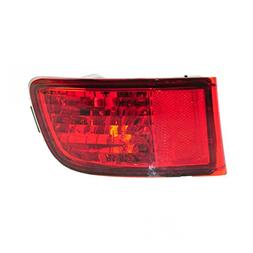 Rear Bumper Red Reflector Right Light Passenger Side for 03-