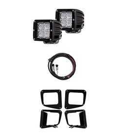 Rigid Industries D-Series Dually Diffused Light Bundle With