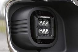 Rough Country - 70622-2-inch Black Series CREE LED Fog Light