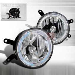 Spec-D Tuning Halo CCFL Style Fog Lights Ford Mustang 2005 2