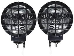 "Spec-D Tuning LF-6022CRNDBK Round 6.5"" Black Work Fog Lights"