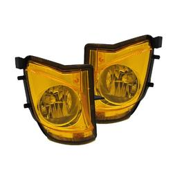 Spyder Auto 5075185 Fog Lights Chrome/Yellow