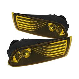 Spyder Auto FL-STC06-Y Scion TC Yellow OEM Fog Light
