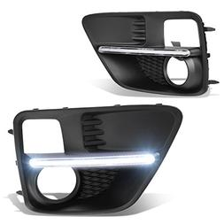 Subaru WRX / STI Pair of Bumper Driving Running LED DRL Fog