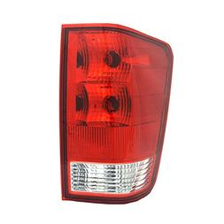 TYC 11-6000-00-9 Nissan Titan Left Replacement Tail Lamp