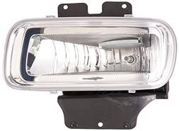 TYC 19-5581-00-1 Ford F-150 Right Replacement Fog Lamp