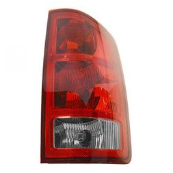 Taillight Taillamp Rear Brake Light Driver Side Left LH for